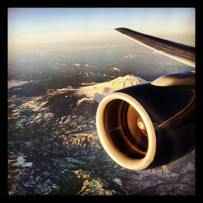 Flying to Utah and Sundance Film Festival