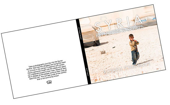 Syria Refugees_Book Cover