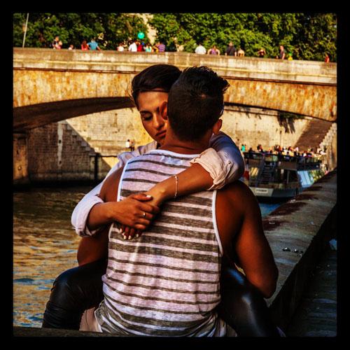 Seinen er en levende vannåre gjennom Paris
