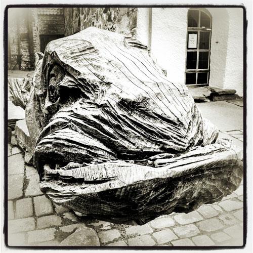 Breiflabben på Bryggen
