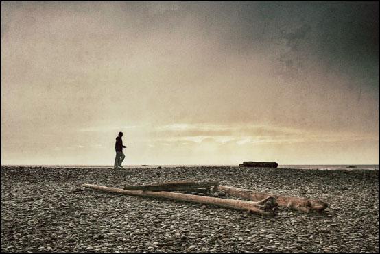 Klippekysten ved Ruby Beach