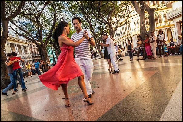 Det danses tango på Prado